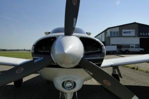 Ik ben een Cessna-vlieger, maar dit was stiekem best een leuke kist om te vliegen...
